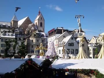 Базэль, Швейцарыя.
