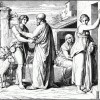 Біблія ў гравюрах мастака Юліуса Шнорр фон Карольсфельда з Нямеччыны.